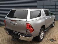 brugt Toyota HiLux 2,4 D-4D T3 Safety Sense 4x4 150HK DobKab Aut.