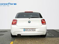brugt BMW 118 d aut.