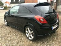 brugt Opel Corsa GSi