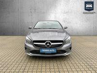 brugt Mercedes CLA200 1,6 7G-DCT 156HK 4d 7g Aut. - Personbil - Mørkgråmetal