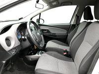 brugt Toyota Yaris Hybrid 1,5 B/EL Premium E-CVT 100HK 5d Trinl. Gear A++