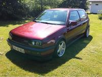 brugt VW Golf III 2,8 Vr6