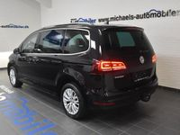 brugt VW Sharan 2,0 TDi 184 Highline