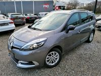 brugt Renault Grand Scénic III 1,6 dCi 130 Limited Edition ESM 7p