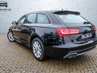 brugt Audi A6 Avant 2,0 TDI Multitr. 177HK Stc 8g Trinl. Gear - Personbil