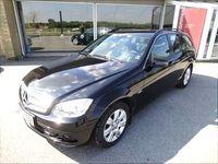brugt Mercedes C200 1,8 Elegance st.car BE