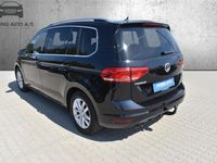 brugt VW Touran 2,0 TDI BMT SCR Highline DSG 150HK 6g Aut. - Personbil - Sortmetal - 7 pers.