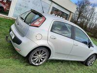 brugt Fiat Punto Evo 1,3 MJT Dynamic 74HK 5d