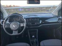 brugt VW up! 1.0 FSI BMT 60 HK 4-DØRS