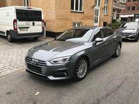 brugt Audi A5 Sportback TFSI 190 hk 140 kW 5-dørs Forhjulstræk S tronic 2,0