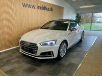 brugt Audi S5 Cabriolet TFSi quattro Tiptr.