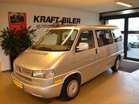 brugt VW Multivan 2,5 TDi 102 7prs