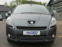 gebraucht Peugeot 5008 2,0 HDi 150 Premium 7prs