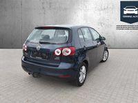 brugt VW Golf Plus 1,6 BlueMotion TDI DPF Highline 105HK 6g - Personbil - Gråmetal