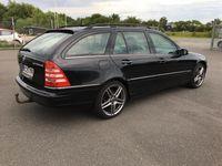 brugt Mercedes C180 Kompressor aut. 143HK Stc