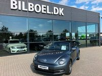 brugt VW Beetle The1,4 TSi 150 Life Cabriolet