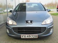 käytetty Peugeot 407 1,6 HDI Performance 109HK