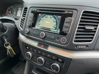 brugt Seat Alhambra 2,0 TDi 140 Style DSG eco Van