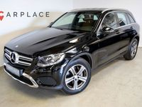 brugt Mercedes GLC220 d 2,2 Exclusive aut. 4-M Van