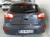 brugt Kia Rio 1,2 Limited 85HK 5d