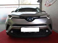 brugt Toyota C-HR 1,8 B/EL C-LUB Business Multidrive S 122HK 5d Aut.