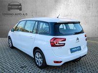 brugt Citroën Grand C4 Picasso 1,6 Blue HDi Seduction EAT6 start/stop 120HK 6g Aut. - Personbil - hvid - 7 pers.