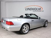 used Mercedes SL320 3,2 Cabriolet