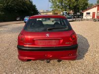 brugt Peugeot 206 1,4 HDi Comfort+