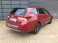 brugt Toyota Auris Touring Sports 1,2 T Prestige 116HK Stc