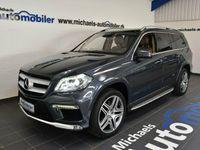brugt Mercedes GL500 4,7 aut. 4-M BE