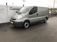 brugt Opel Vivaro L1H1 2,0 CDTI DPF 114HK Van 6g