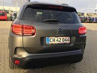 brugt Citroën C5 Aircross 1,2 PureTech Sportline start/stop 130HK 5d 6g