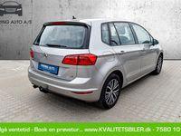 brugt VW Golf Sportsvan 1,6 TDI BMT Allstar 115HK - Personbil - gråmetal