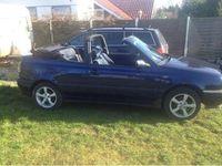 brugt VW Golf Cabriolet Cabriolet 1,8