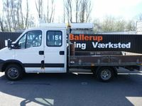 brugt Iveco Daily 3,0 35C17 3750mm Lad AG