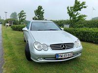 brugt Mercedes CLK270 2,7 CDi Avantgarde aut.