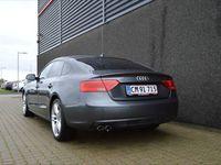 brugt Audi A5 Sportback 2,0 TDI Multitr. 177HK 5d 6g Aut.