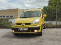 brugt Renault Kangoo 1,6 16V Privilege 95HK