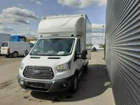 brugt Ford Transit 350 ALUKASSE/LIFT BROBIL 2,0 TDCi Trend 170HK Ladv./Chas. 2017