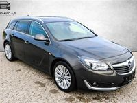 brugt Opel Insignia 2,0 CDTI Edition Start/Stop 170HK Stc 6g
