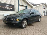 brugt BMW 540 i 4,4 aut. 4d