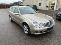 brugt Mercedes E320 CDI aut. 224HK Stc