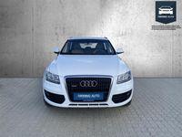brugt Audi Q5 3,0 TDI DPF Quat S Tron 240HK 5d 7g Aut. - Personbil - Hvid