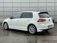 brugt VW Golf 1,4 TSI BMT R-Line DSG 150HK 5d 7g Aut.