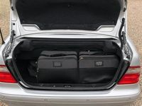 brugt Mercedes CLK430 4,3 279HK Cabr. Aut.