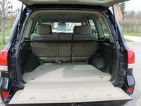 brugt Toyota Land Cruiser 4,5 V8 D4-D 4x4 286HK 5d Aut.