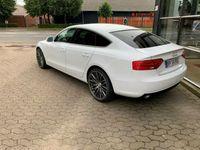 brugt Audi A5 Sportback 2,0 TFSi 211 quattro S-tr.