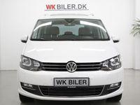 brugt VW Sharan 2,0 TDi 184 Highlline DSG 7prs