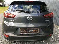 brugt Mazda CX-3 1,5 Skyactiv-D Vision 105HK 5d 6g