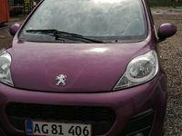 brugt Peugeot 107 0 5-D 68 HK 1,0